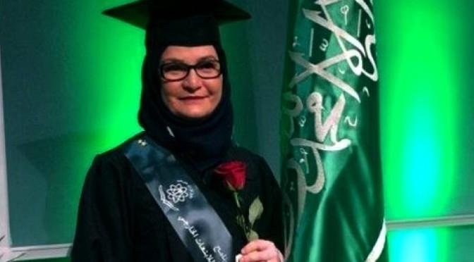 Спустя два месяца после смерти саудийской исследовательнице была присуждена степень доктора в британском университете
