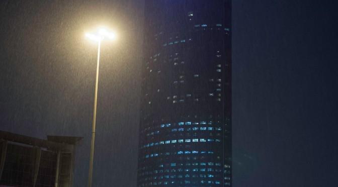 Дожди в г.Эр-Рияд