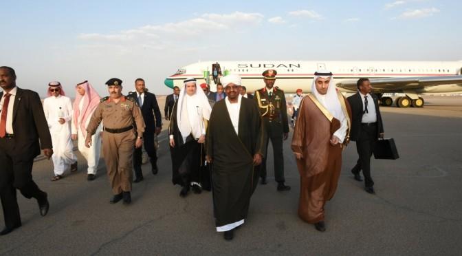 Президент Судана прибыл в Пресветлую Медину