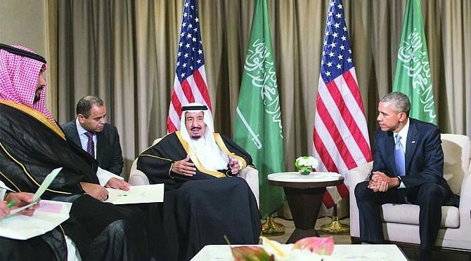Служитель Двух Святынь встретился с президентом США