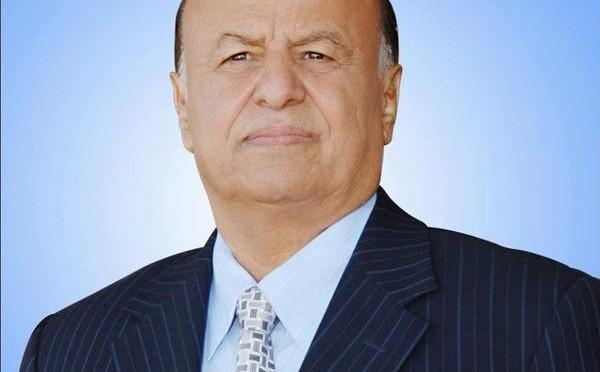 Президент Йемена дал пояснение о незаконности распоряжений, издаваемых мятежниками