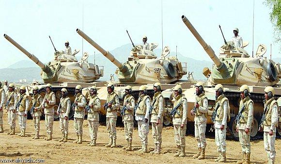 Сухопутные силы Саудии открыли рекрутинг новобранцев в звании ефрейтера