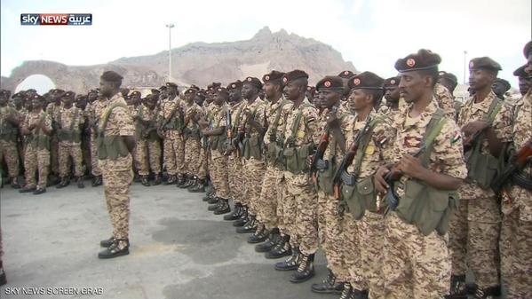 Новые вооружённые силы Судана прибыли в Йемен