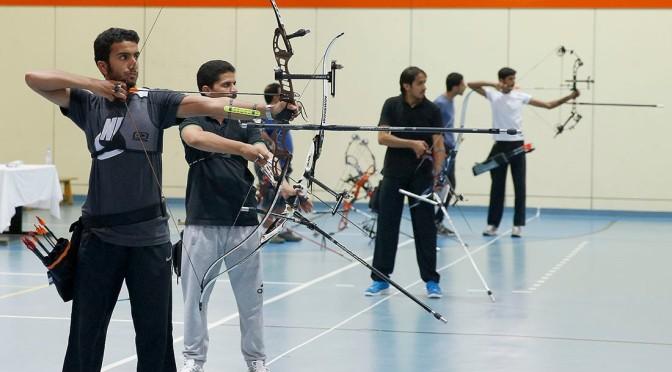 В Эр-Рияде начался чемпионат Королевства по стрельбе из лука