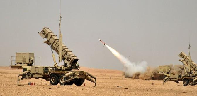 Силы ПВО Саудии перехватили и уничтожили ракету, выпущенную с территории Йемена в направлении к Абхе