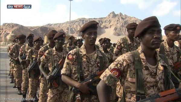 Президент Судана аль-Башир: Мы готовим к отправке дополнительно 1500 бойцов в Йемен