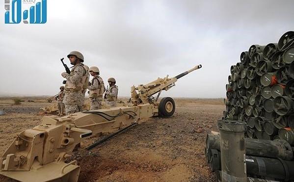 Вооружённые силы Саудии уничтожили 40 хусиитов в Абу ар-Радиф и аль-Хуба
