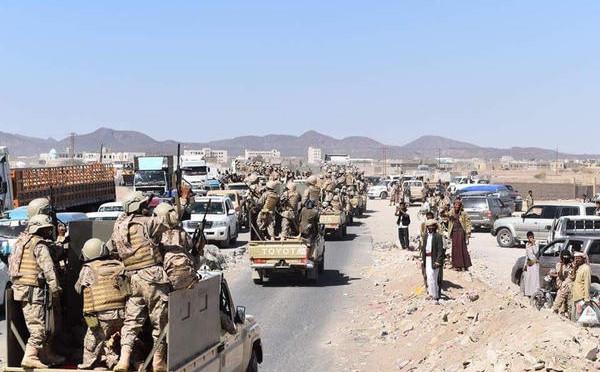 Армия Йемена и народные комитеты осаждают «Республиканскую гвардию» и лагеря мятежников