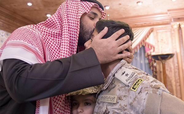 Заместитель наследного принца выразил утешения семье павшего мученником полковника Абдаллаха ас-Сухаймана