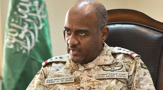 Бригадный генерал аль-Асири: Иран не воспринял позитивно Исламскую военную коалицию