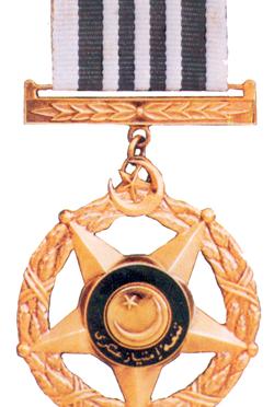 Президент Пакистана наградил Командующего ВМФ Саудии «Орденом свершенства»