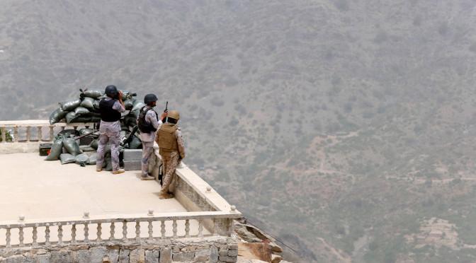 МВД: смертью мученника пал рядовой при обстреле одного из наблюдательных пограничных пунктов в секторе Харс