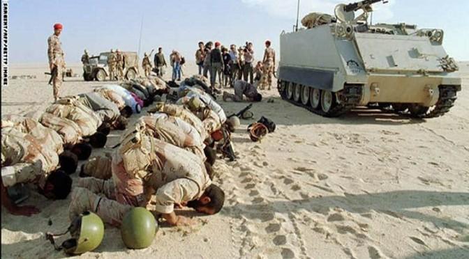 Жители округов Самита и Харс приняли участие в похоронах павшего мученником капрала аль-Хазази