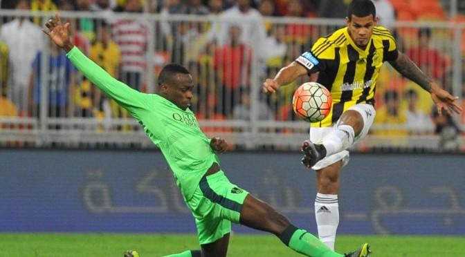 Команда футбольного клуба «аль-Ахли» вновь победила команду клуба «Иттихад»