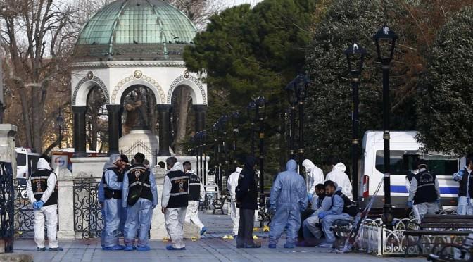 Служитель Двух Святынь выразил соболезнования президенту Турции в связи с жертвами террористический атаки, произошедшей в Стамбуле