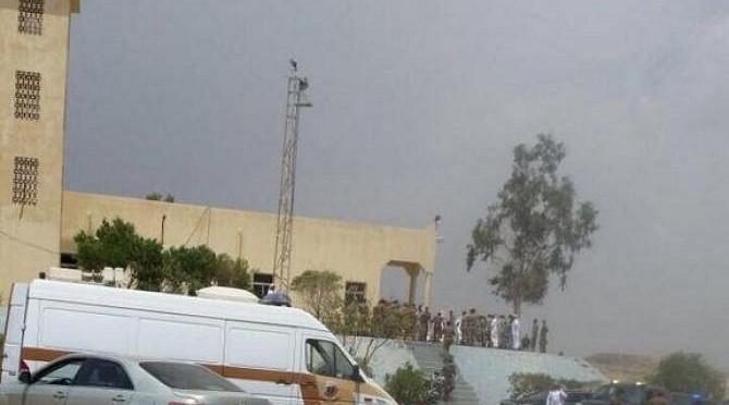 МВД раскрывает детали террористического акта, объектом которого была мечеть сил спецназа в Асире