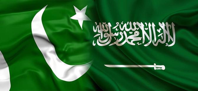 Главнокомандующий армии Пакистана принял Министра иностранных дел Королевства