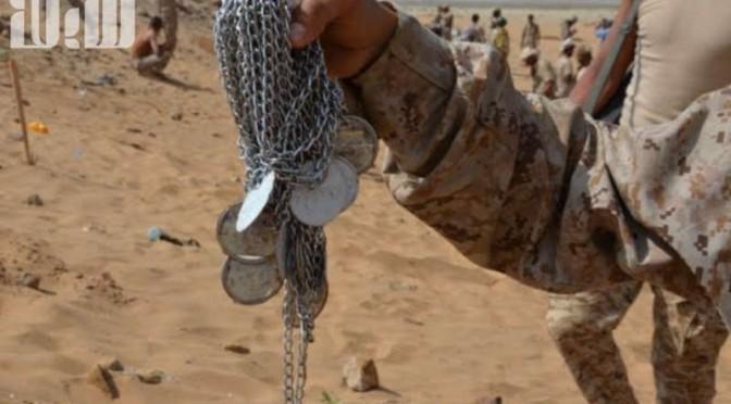 Мужественные бойцы народных комитетов разгромили остатки хусиитов и стронников Салеха в портовом  посёлок Миди