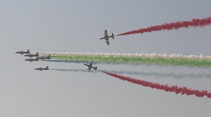 Авиашоу в Бахрейне