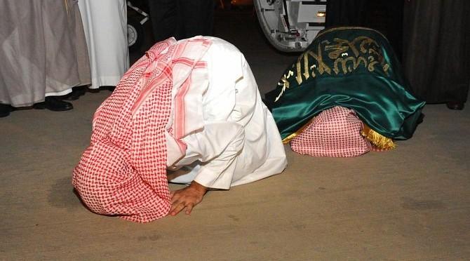 Учителя аш-Шарари и Гамиди прибыли в Эр-Рияд из Джибути