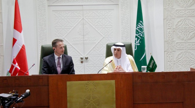 Министр иностранных дел аль-Джубейр: Либо Башар Асад уйдёт мирным путём, либо же — военным