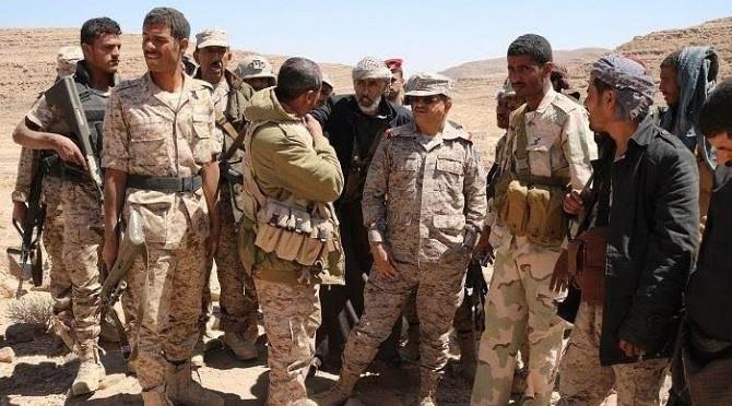 Силы, лояльные законной власти Йемена взяли под контроль шоссе Таиз-Хадида