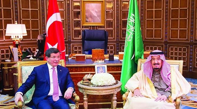 Служитель Двух Святынь и премьер-министр Турции обсудили недавние события на местном и международном уровне