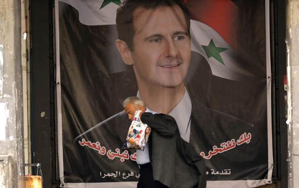 Daily Express: Королевство изменило ход войны в Сирии в течении нескольких недель