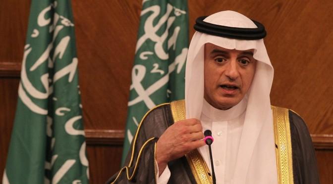 Министр иностранных дел Адил аль-Джубейр: Асад должен уйти в начале переходного периода, но не в его окончании