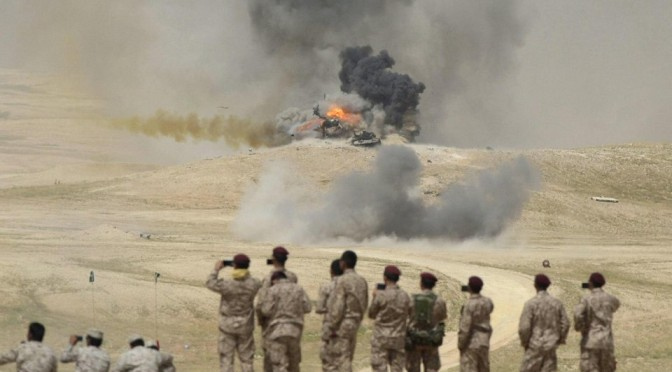 Хусииты вели обстрел в направлении округа Тавила, в следствии чего получил ранения подданный