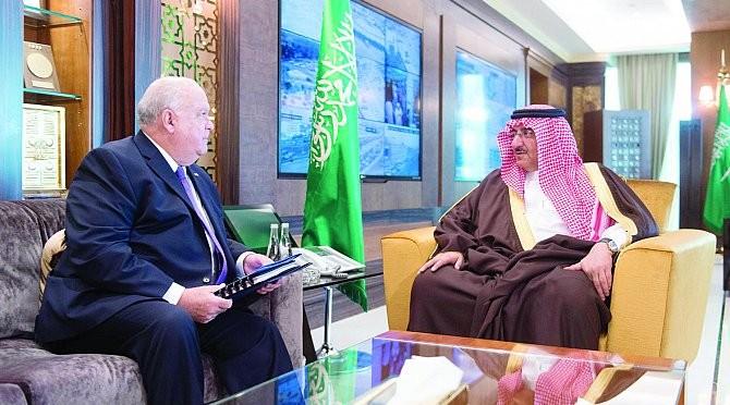 Наследный принц обсудил с послом США вопросы, имеющие интерес для укрепления двусторонних отношений