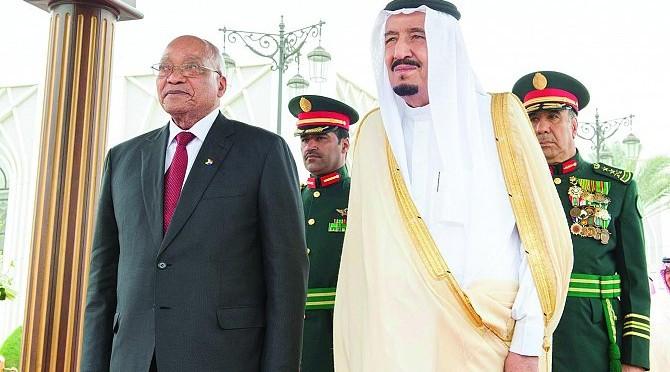 Служитель Двух Святынь: ЮАР — один  из наших важнейших торговых партнёров и мы ценим позицию ЮАР по палестинскому вопросу