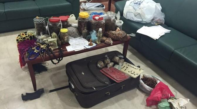Арестован мошенник-африканец, при котором было обнаружено фиктивных контрактов на сумму в 1 млн.700 тыс.риалов