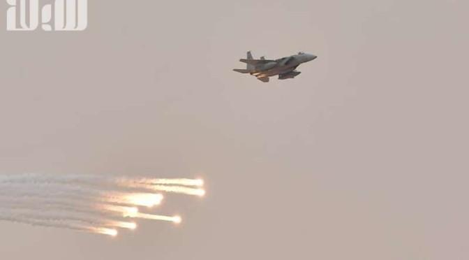 «Авиабаза им.Короля Сауда» — торжественное открытие успешного проекта развития ВВС Королевства