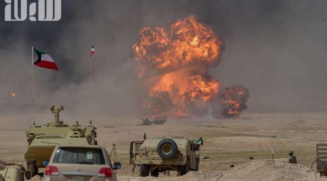 Фотокорреспондент «Сабк» запечатлел завершение маневров «Северный гром»: противостояние и отражение агрессии