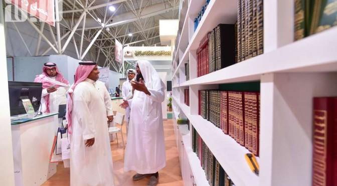 Саудийка преодалела 200 км для того чтобы получить диск «Пророческая сунна» на Международной книжной выставке в Эр-Рияде