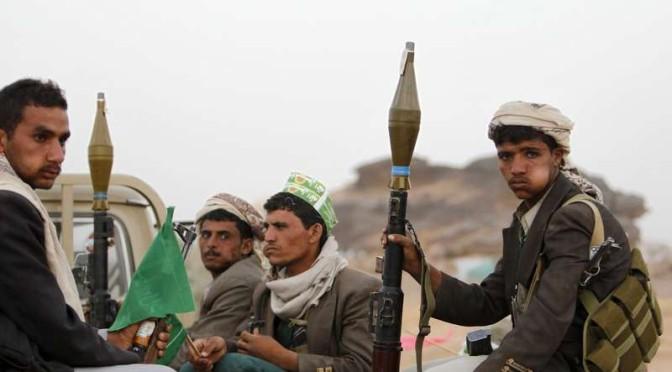 30 мятежников-хусиитов взяты в плен во время боёв в провинции Таиз