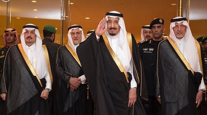 Служитель Двух Святынь почтил своим визитом церемонию вручения Премии им.Короля Фейсала за 2016г.