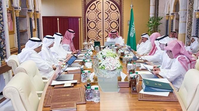 Наследный принц возглавил заседание Совета по делам политики и безопасности