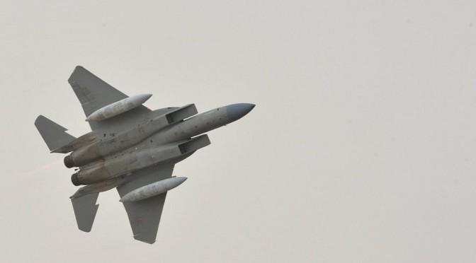 Пропал истребитель-бомбардировщик ОАЭ, участвовавший в операции «Возвращение надежды» в Йемене