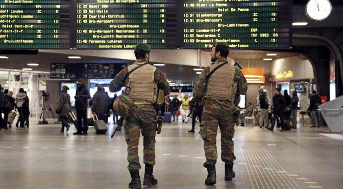 Служитель Двух Святынь выразил соболезнования Королю Бельгии в связи с жертвами взрыов в Брюсселе