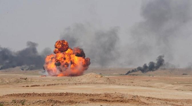 Армия Йемена продолжает продвижение в округе Нихм в направлении Саны