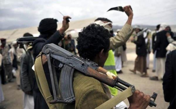 25 хусиитов уничтожены при попытке проникновения через границу в районе Хуба и Тувала