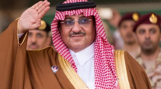 Его Высочество наследный принц принял министра иностранных дел Британии