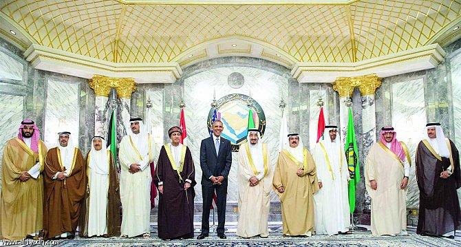 Служитель Двух Святынь: саммит Совета сотрудничества арабских стран Персидского залива и США стал конструктивным и плодотворным, способствующим укреплению двусторонних отношений