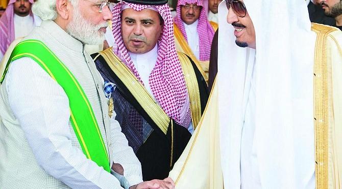 Служитель Двух Святынь провёл переговоры с премьер-министром Индии