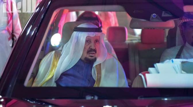 Принц Абдуррахман бин Абдулазиз покинул специализированную клинику после успешно пройденного лечения