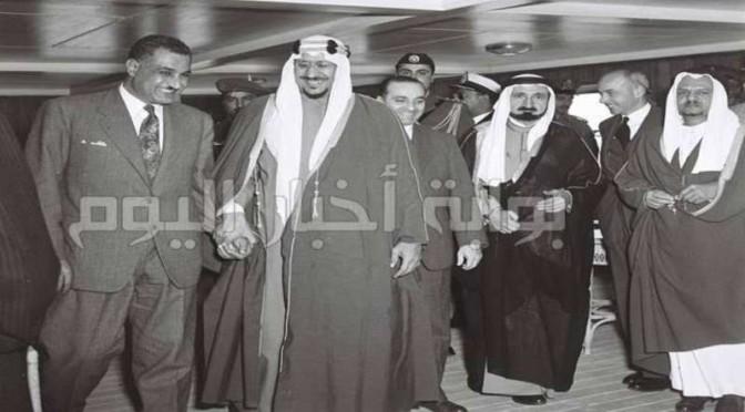 Правители Королевства за всю историю Саудии нанесли 19 визитов в Египет, и нынешний визит Короля Салмана 20-ый по счёту