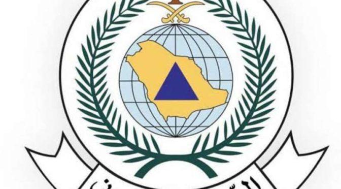 Бригады Гражданской обороны в Благородной Мекке потушили пожар, произошедший на складах на улице Хаджа