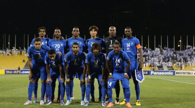 Футбольная команда клуба «Ахли»  лидирует, а клуба «Хилял» — теряет позиции